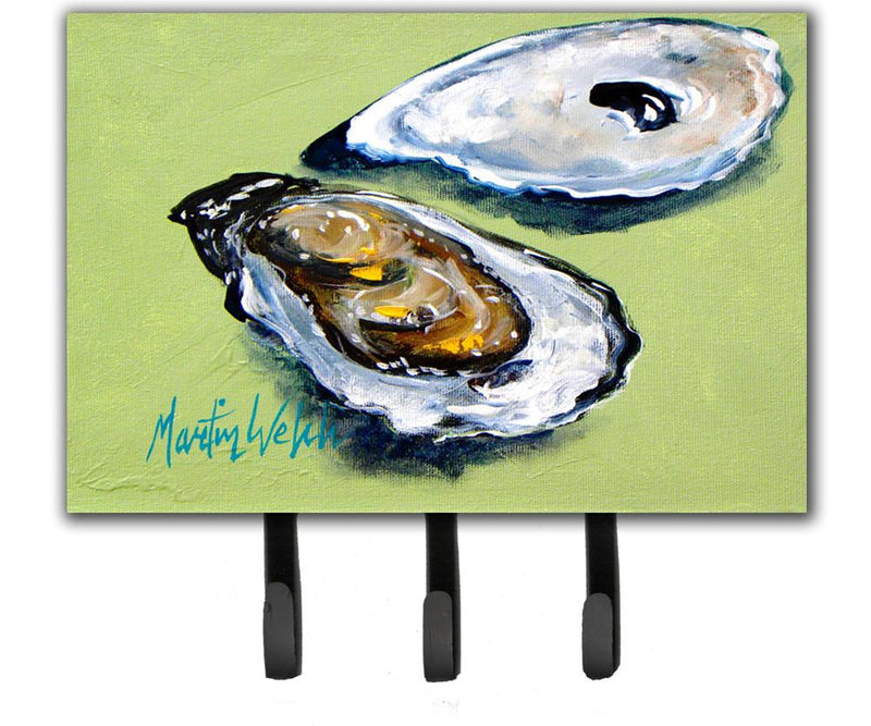 Buy this Oysters Two Shells Leash or Key Holder
