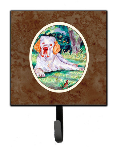 Buy this Clumber Spaniel Leash or Key Holder 7113SH4