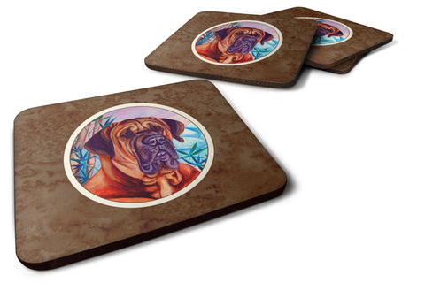 Buy this Tosa Inu Foam Coaster Set of 4 7116FC