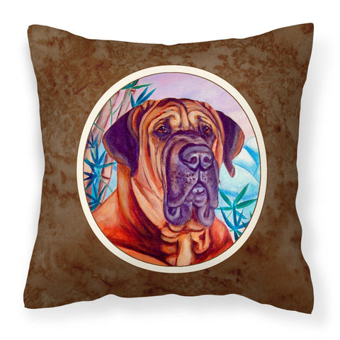Buy this Tosa Inu Fabric Decorative Pillow 7116PW1414