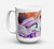 Buy this Fox Terrier Waiting on Mom Dishwasher Safe Microwavable Ceramic Coffee Mug 15 ounce 7121CM15