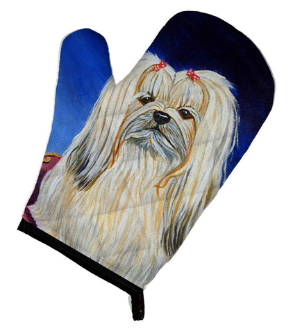 Buy this Lhasa Apso Oven Mitt 7129OVMT