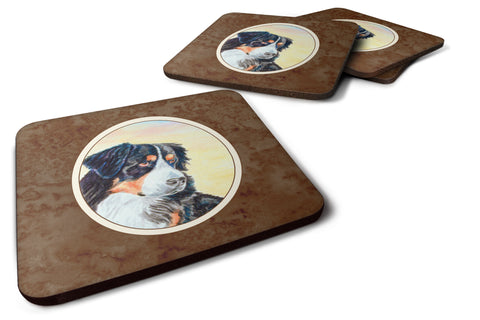 Buy this Bernese Mountain Dog Foam Coaster Set of 4 7131FC