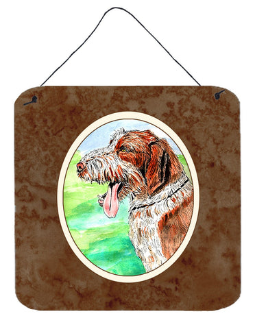 Buy this Italiano Spinone Wall or Door Hanging Prints 7134DS66