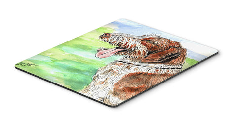 Buy this Italiano Spinone Mouse Pad / Hot Pad / Trivet