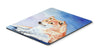 Red and White Shiba Inu Mouse Pad / Hot Pad / Trivet by Caroline's Treasures