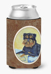 Brussels Griffon Can or Bottle Hugger 7146CC by Caroline's Treasures
