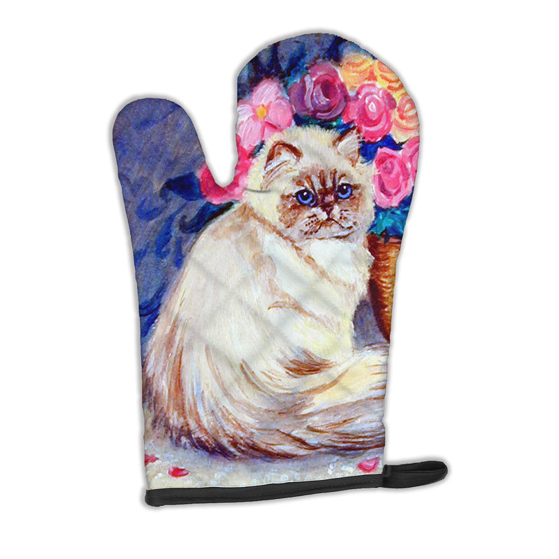 Buy this Persian Cat Oven Mitt 7150OVMT