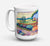 Buy this Pembroke Corgi at the Cottage Dishwasher Safe Microwavable Ceramic Coffee Mug 15 ounce 7168CM15