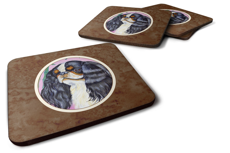 Buy this English Toy Spaniel Foam Coaster Set of 4 7170FC