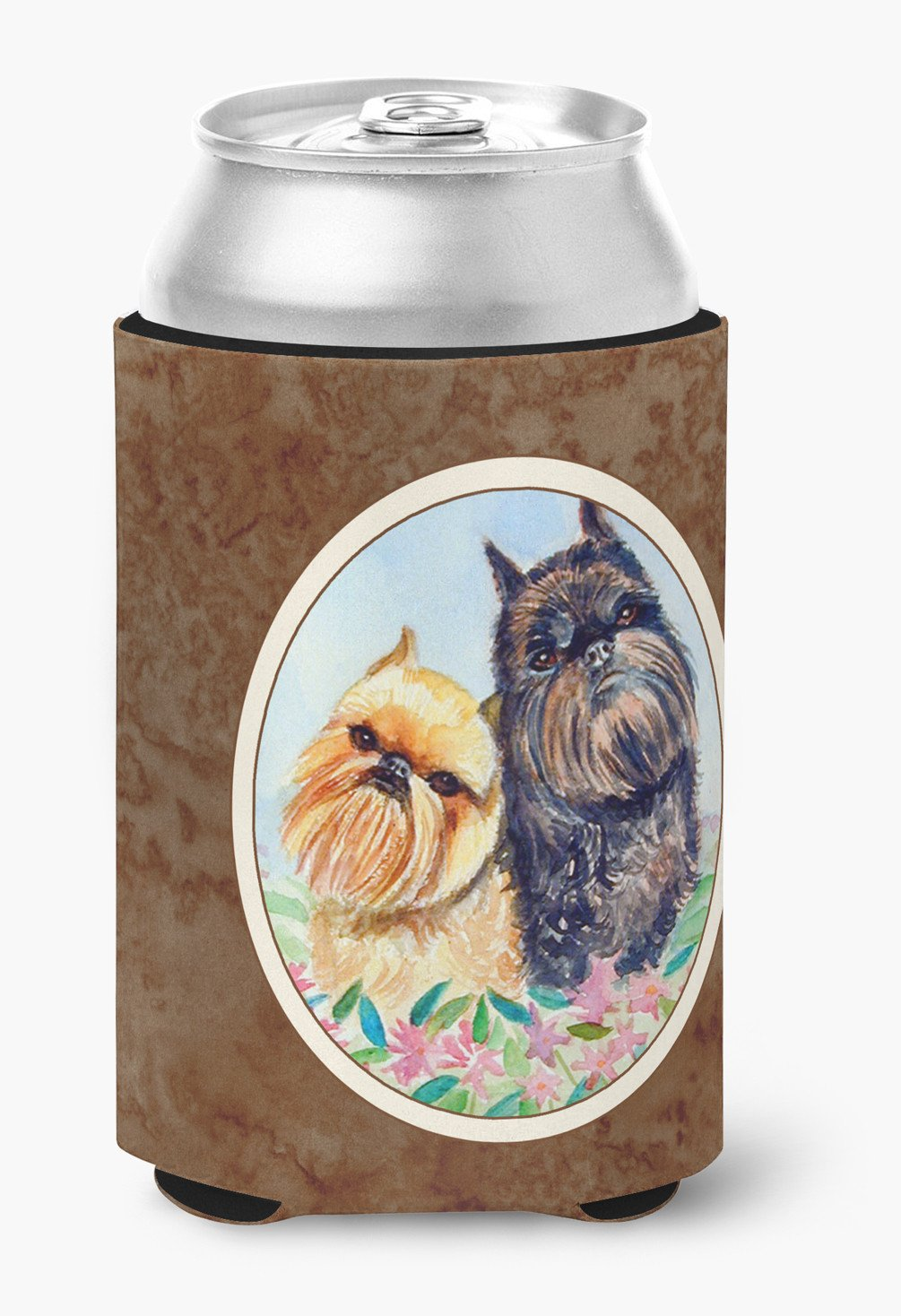 Brussels Griffon Can or Bottle Hugger 7179CC by Caroline's Treasures