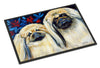 What a pair of Pekingese Indoor Outdoor Mat 18x27 Doormat - the-store.com