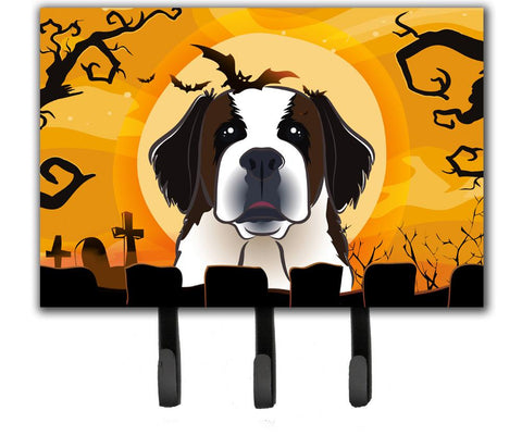 Buy this Halloween Saint Bernard Leash or Key Holder BB1804TH68