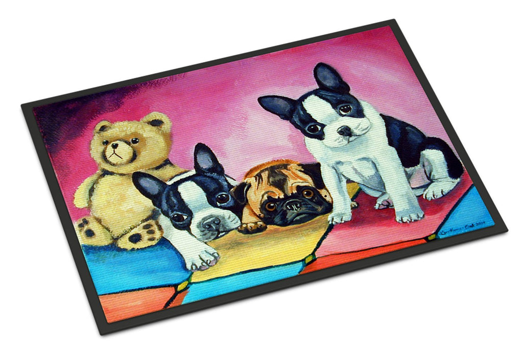 Buy this Multiple Breeds Indoor or Outdoor Mat 18x27 Doormat