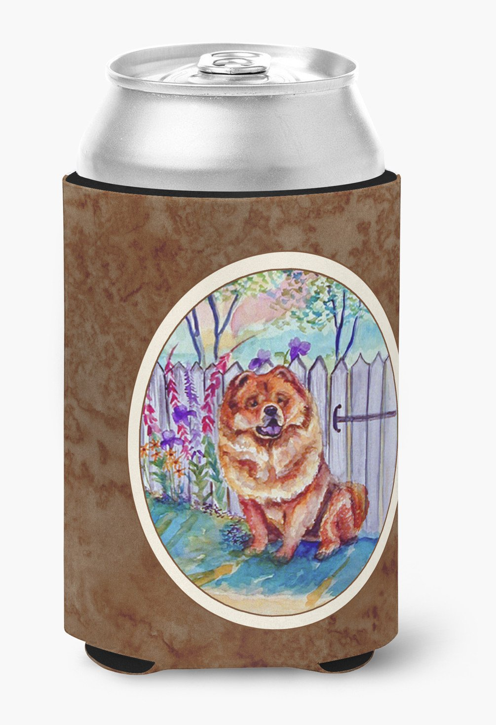 Chow Chow Can or Bottle Hugger 7210CC by Caroline's Treasures