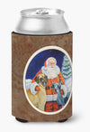 Buy this Santa Claus with Great Dane Can or Bottle Hugger 7232CC