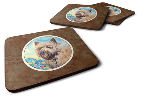 Buy this Cairn Terrier Foam Coaster Set of 4 7238FC
