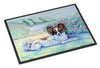 Papillon Indoor Outdoor Mat 18x27 Doormat - the-store.com