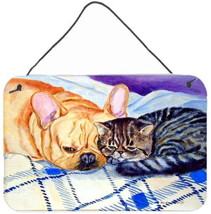Buy this Cat Aluminium Metal Wall or Door Hanging Prints
