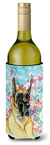 Buy this Fawn Great Dane Wine Bottle Beverage Insulator Beverage Insulator Hugger 7270LITERK