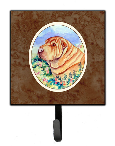 Buy this Shar Pei Leash or Key Holder 7271SH4