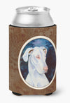 White Great Dane Can or Bottle Hugger 7279CC by Caroline's Treasures