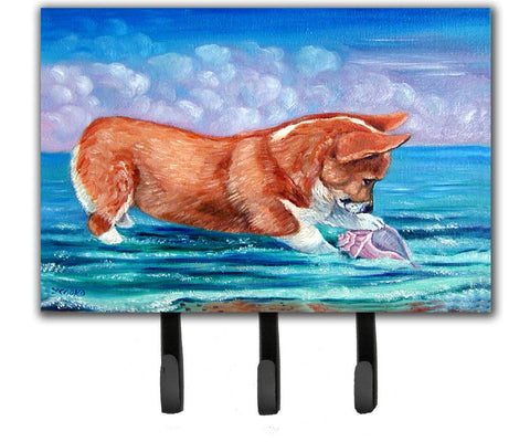 Buy this Corgi Sea Shell Find Leash or Key Holder 7407TH68