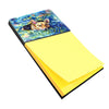 Corgi Tuckered Out Sticky Note Holder 7409SN - the-store.com