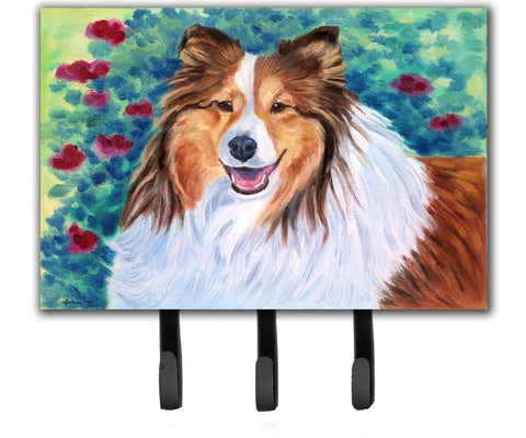 Buy this Sheltie Leash or Key Holder 7424TH68
