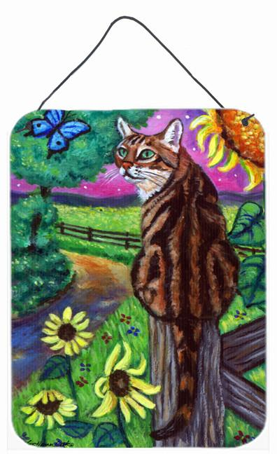 Buy this Bengal Cat Wall or Door Hanging Prints 7425DS1216