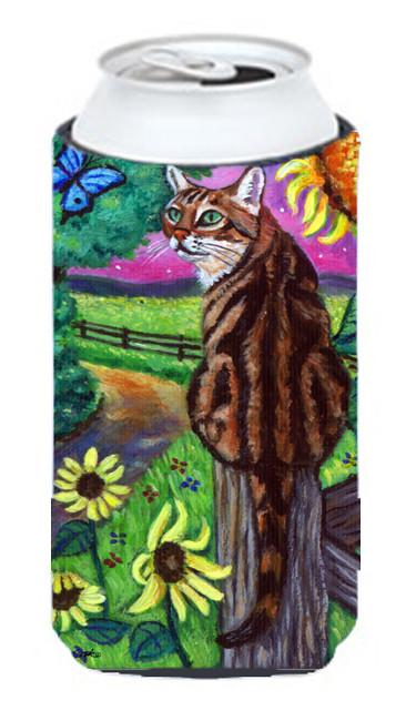 Buy this Bengal Cat Tall Boy Beverage Insulator Hugger 7425TBC