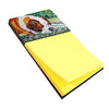 Saint Bernard Naptime Sticky Note Holder 7445SN by Caroline's Treasures