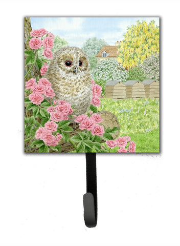 Buy this Tawny Owlet by Sarah Adams Leash or Key Holder ASAD0697SH4