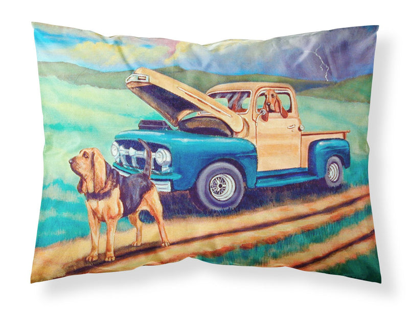 Buy this Bloodhound Moisture wicking Fabric standard pillowcase