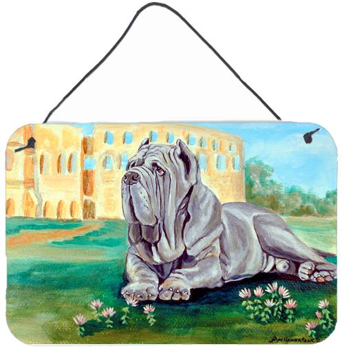 Buy this Neapolitan Mastiff Aluminium Metal Wall or Door Hanging Prints