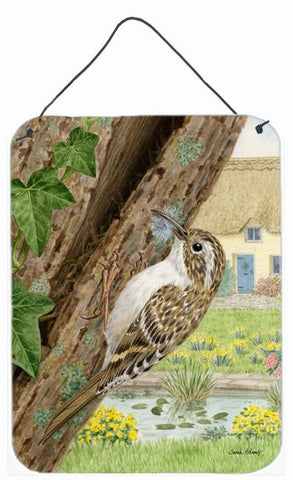 Buy this Treecreeper Wall or Door Hanging Prints ASA2094DS1216