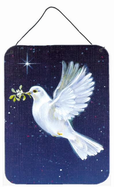 Peace Dove with the Olive Branch Wall or Door Hanging Prints AAH1624DS1216 by Caroline's Treasures