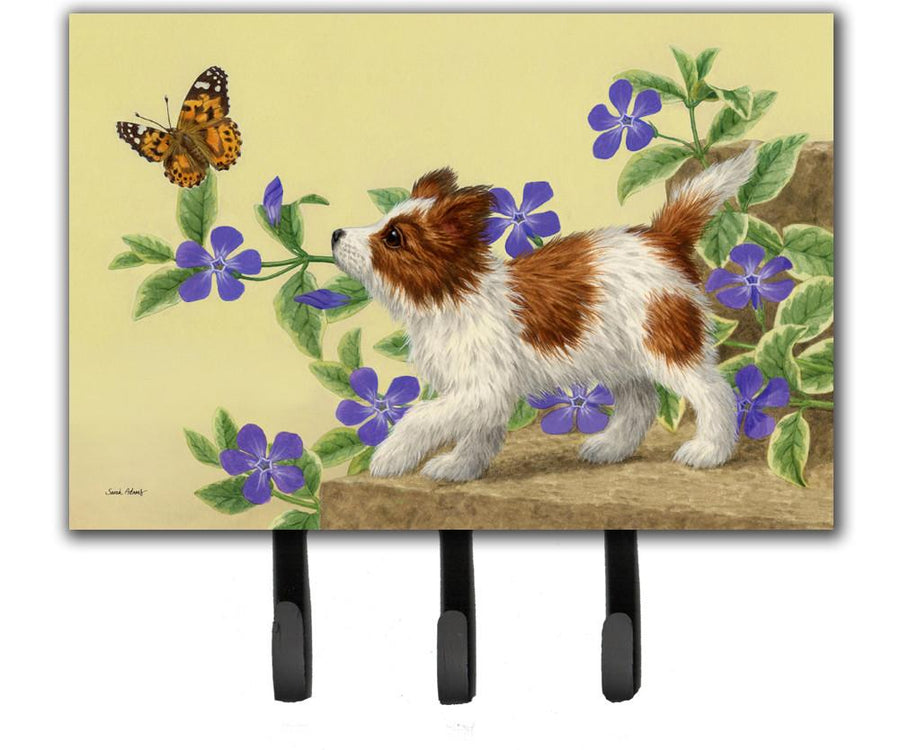 Buy this Papillon Pup Leash or Key Holder ASA2204TH68