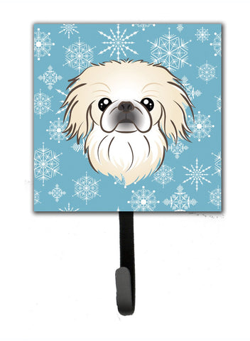 Buy this Snowflake Pekingese Leash or Key Holder BB1655SH4
