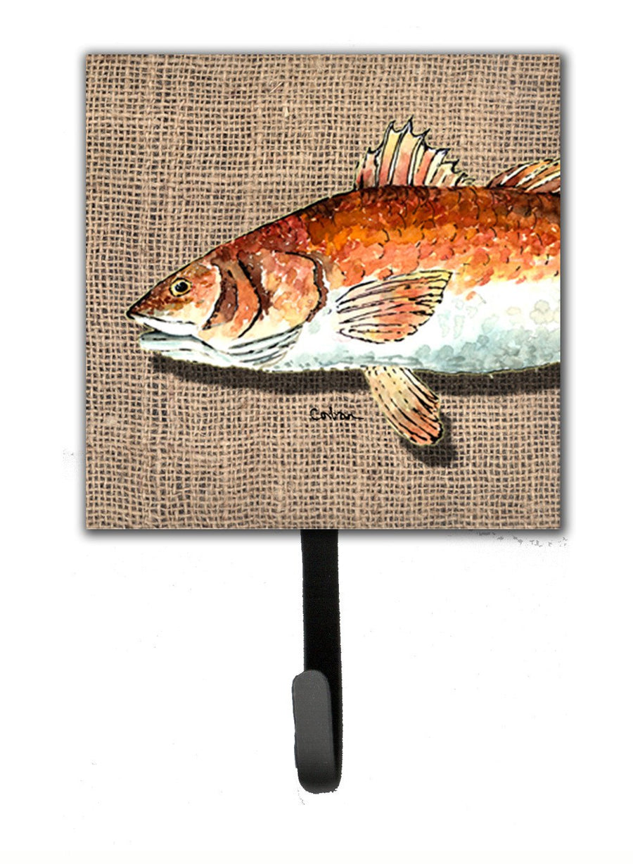 Buy this Red Fish Leash Holder or Key Hook