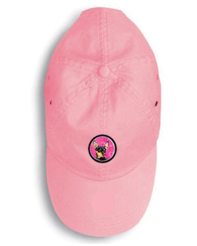 Buy this Min Pin Baseball Cap LH9380PK-156