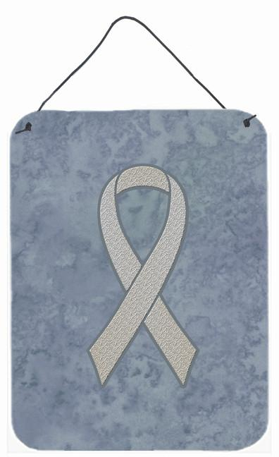 Buy this Clear Ribbon for Lung Cancer Awareness Wall or Door Hanging Prints AN1210DS1216