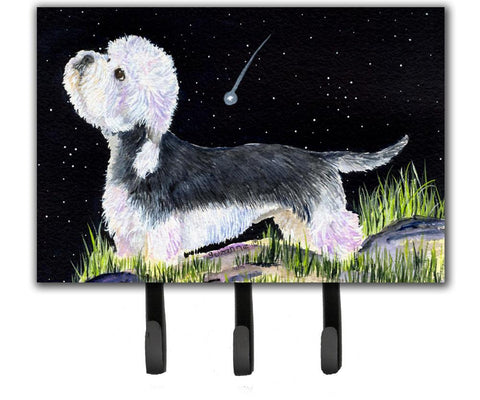 Buy this Starry Night Dandie Dinmont Terrier Leash Holder or Key Hook