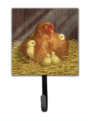 Buy this My Little Chickadees Hen with Chicks Leash or Key Holder ASAD0109SH4