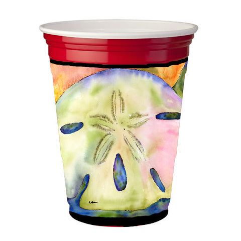 Buy this Sand Dollar  Red Solo Cup Beverage Insulator Hugger