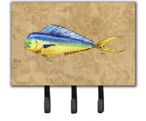 Buy this Dolphin Mahi Mahi Leash or Key Holder