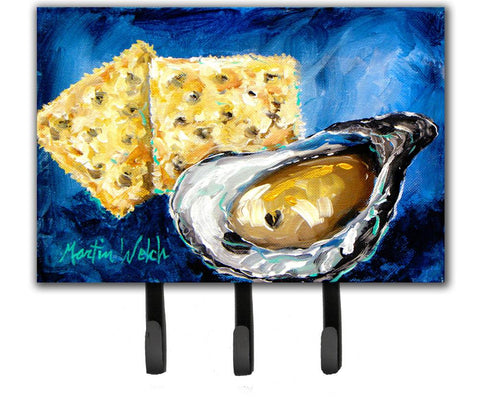 Buy this Oysters Two Crackers Leash or Key Holder