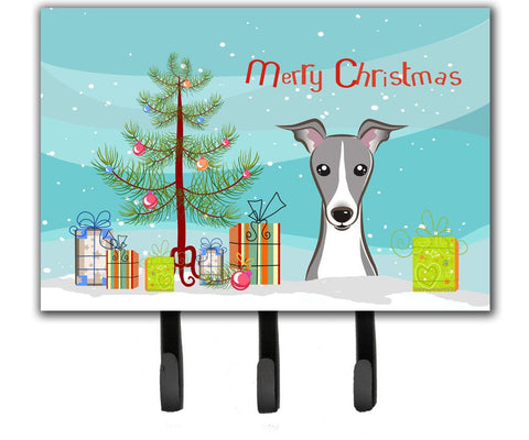 Buy this Christmas Tree and Italian Greyhound Leash or Key Holder BB1608TH68