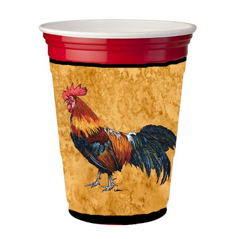 Buy this Bird - Rooster  Red Solo Cup Beverage Insulator Hugger