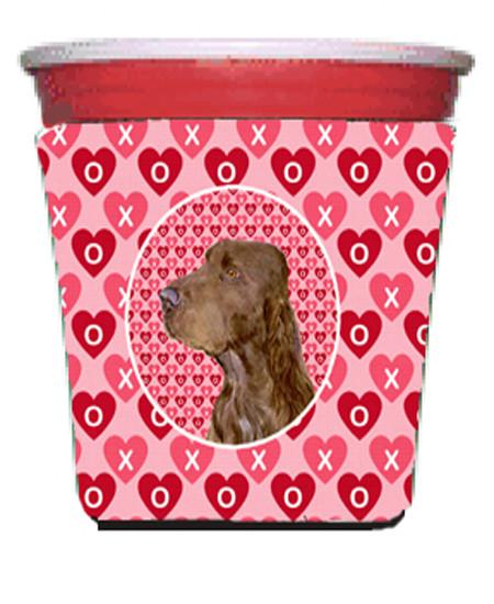 Buy this Field Spaniel  Red Solo Cup Beverage Insulator Hugger